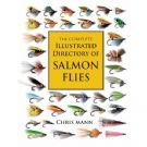 Salmon Flies by Chris Mann